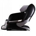 Luxury Full Body 3D Zero Gravity Leather Massage Chair  7