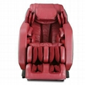 Deluxe Zero Gravity Shiatsu Massage Chair 3D 4