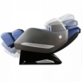 Deluxe Zero Gravity Shiatsu Massage Chair 3D 5