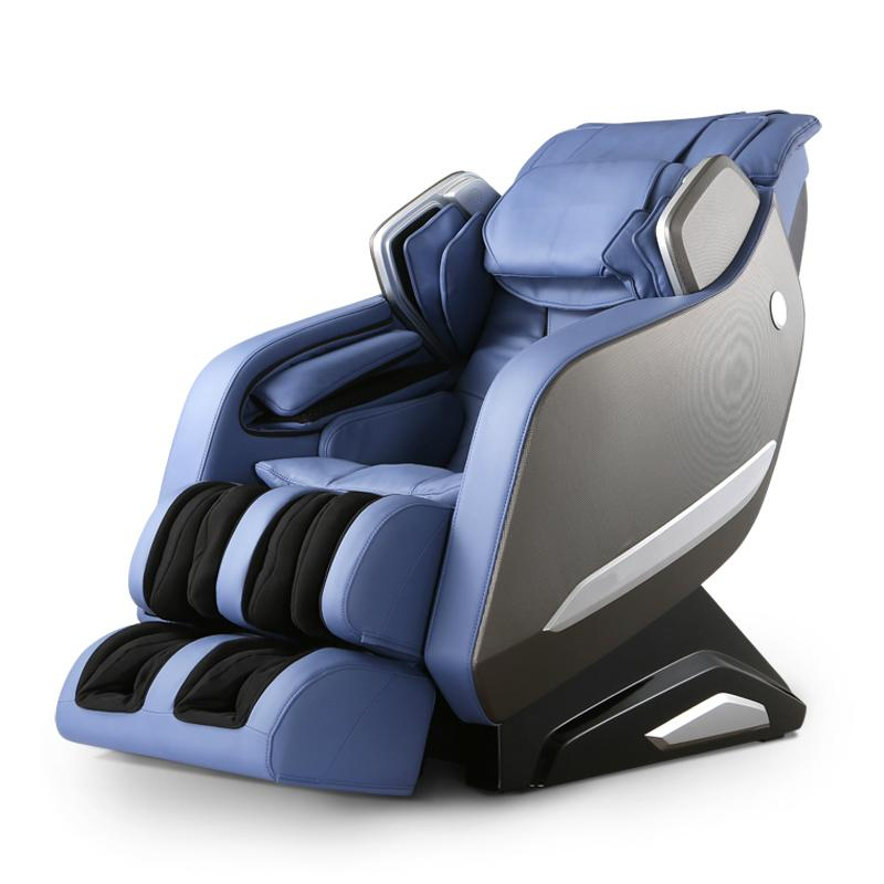 Deluxe Zero Gravity Shiatsu Massage Chair 3D 3