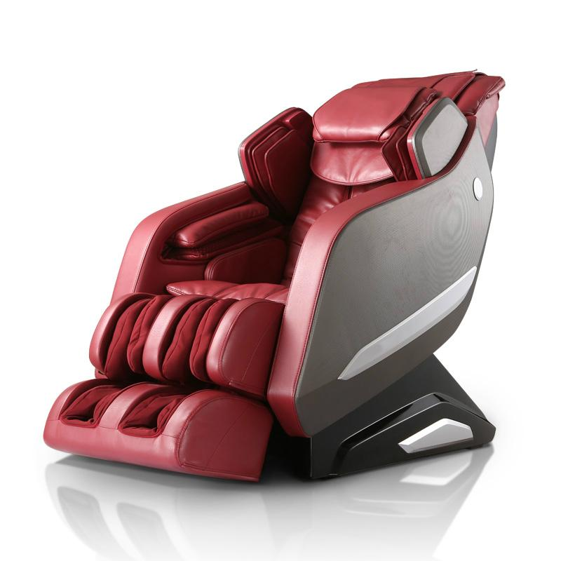 Deluxe Zero Gravity Shiatsu Massage Chair 3D 2