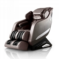 Deluxe Zero Gravity Shiatsu Massage Chair 3D 1