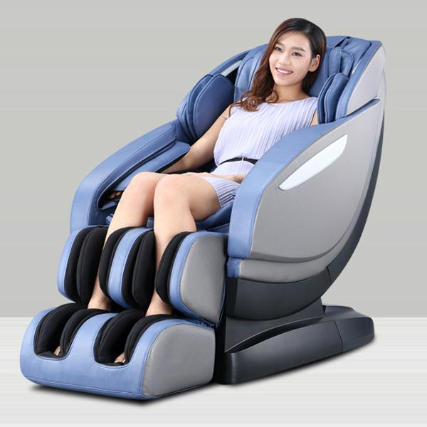 Electric Kneading Ball Massage Recliner Chair 2