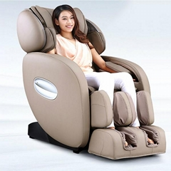 Shiatsu Zero Gravity Heated Foot Massage Chair