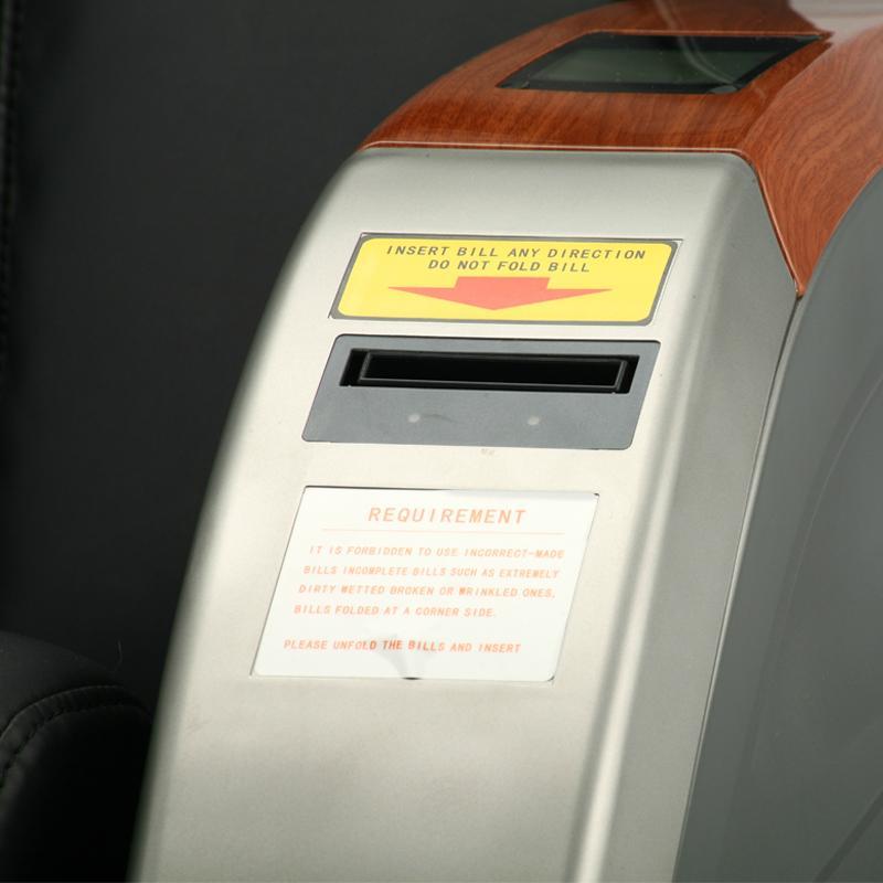 Modern Public Remote Control Vending massage chair 12
