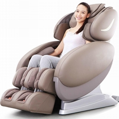 Full Body Recliner Shiatsu Massage Chair Zero Gravity
