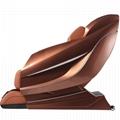 RT-A10 Luxury Ergonomic Sofa Leather 3D Body Stretch Massage Chair 3