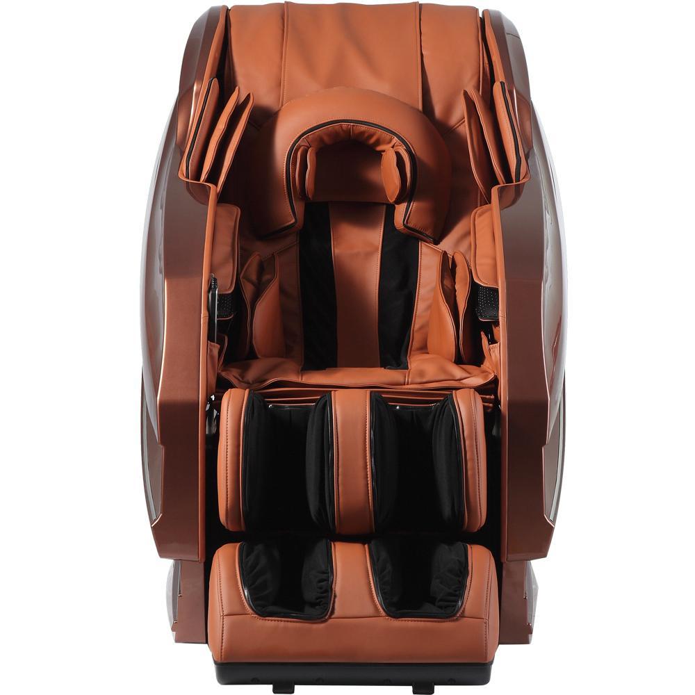 RT-A10 Luxury Ergonomic Sofa Leather 3D Body Stretch Massage Chair 4