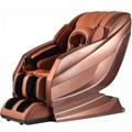 RT-A10 Luxury Ergonomic Sofa Leather 3D Body Stretch Massage Chair 2