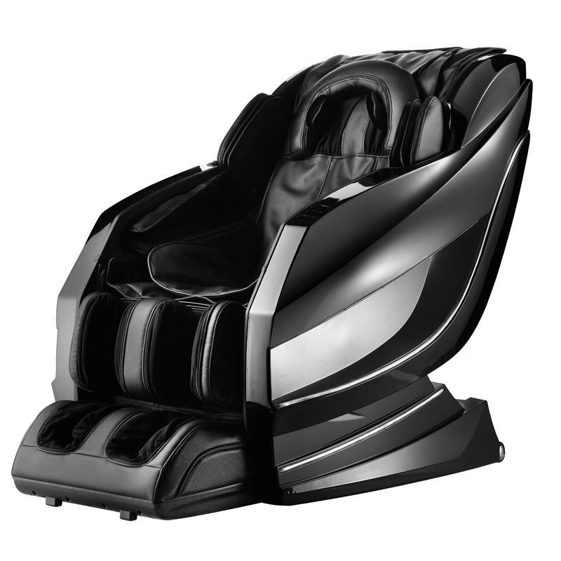RT-A10 Luxury Ergonomic Sofa Leather 3D Body Stretch Massage Chair 7