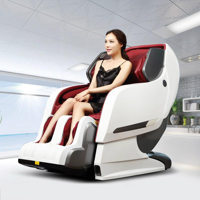 Super Deluxe Electric Full Body Massage Chair 4