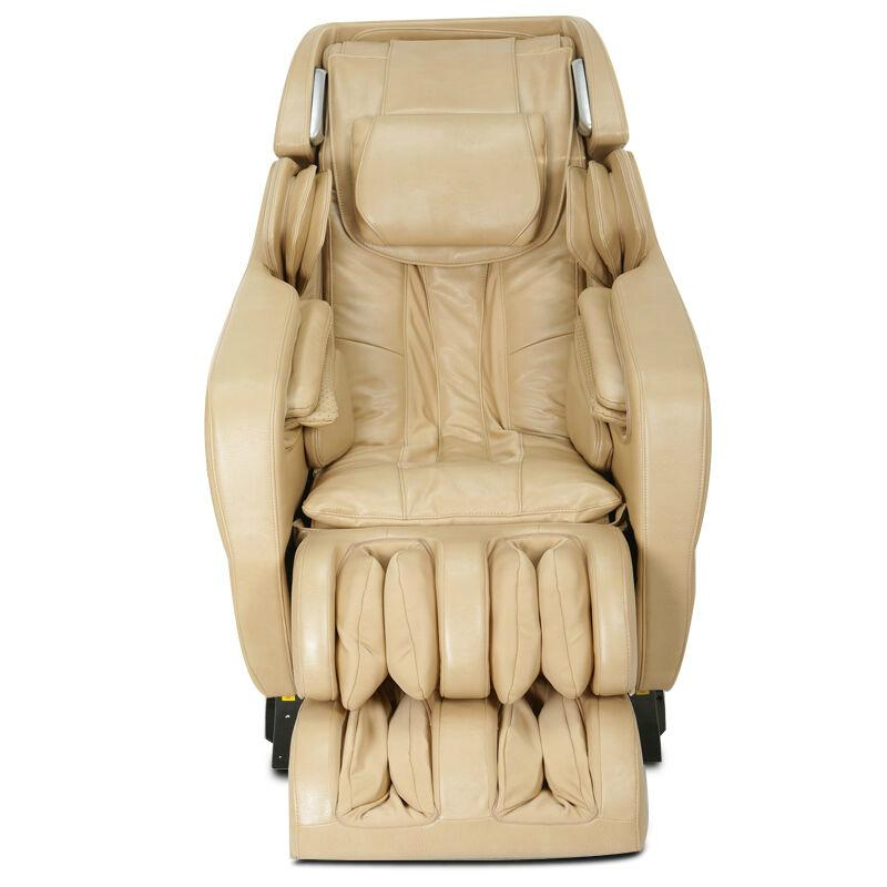 Human Touch L Shape Recliner Massage Chair Air Pump 8