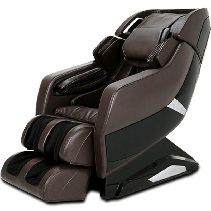 Human Touch L Shape Recliner Massage Chair Air Pump 2