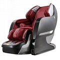 New Item 3D Full Body Airbag Massage Chair  3