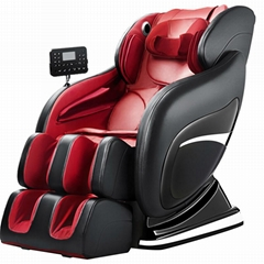 Luxury SL Track Kneading Ball Massage Chair Price
