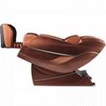 New Modern Design 3D Full Body Shaitsu Massage Chair 8