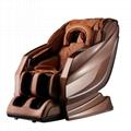 New Modern Design 3D Full Body Shaitsu Massage Chair 2