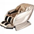 New Modern Design 3D Full Body Shaitsu Massage Chair 6