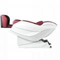 New Modern Design 3D Full Body Shaitsu Massage Chair 10