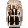 New Modern Design 3D Full Body Shaitsu Massage Chair 11
