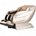 New Modern Design 3D Full Body Shaitsu Massage Chair 12