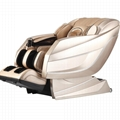 2017 New Modern Design 3D Full Body Shaitsu Massage Chair
