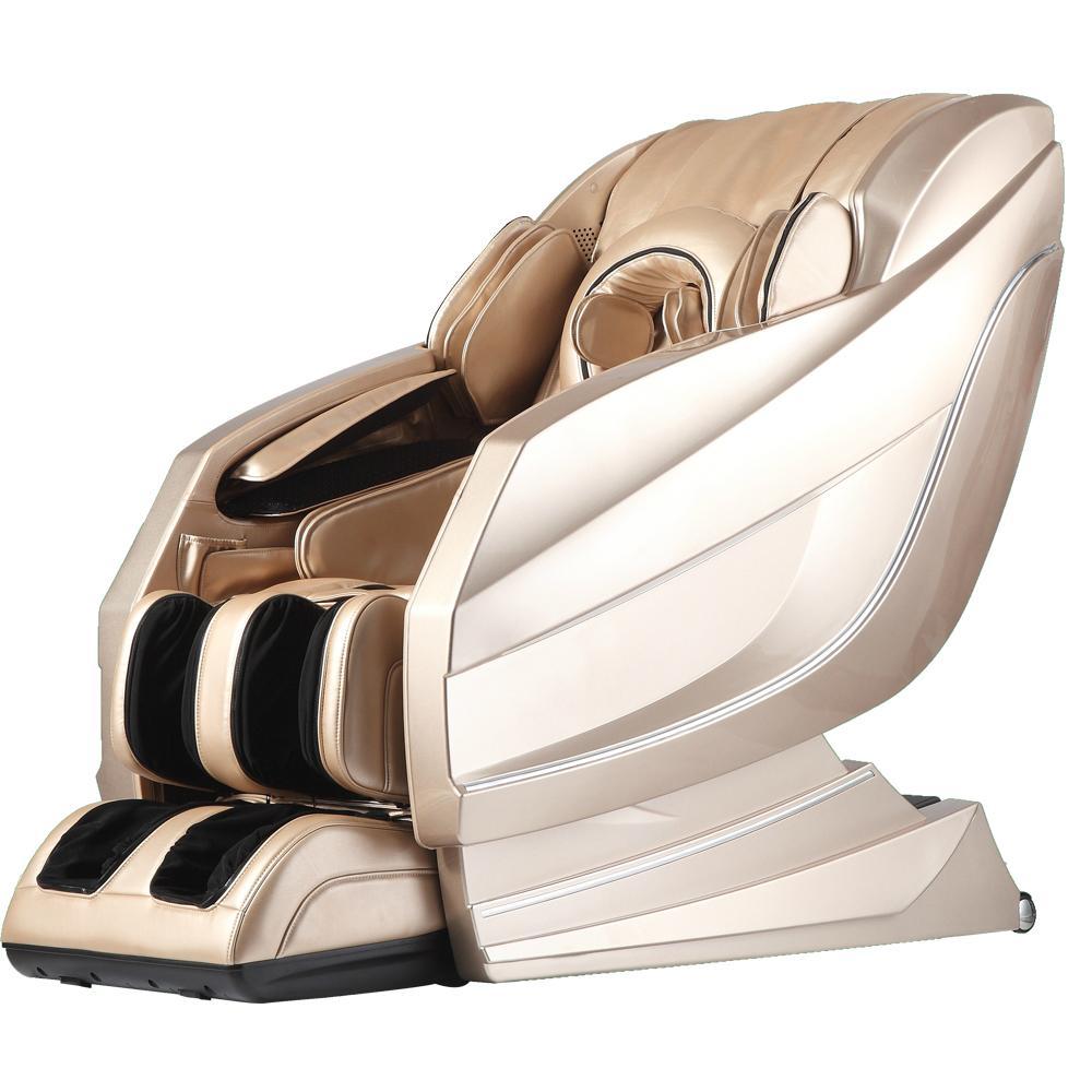 New Modern Design 3D Full Body Shaitsu Massage Chair 3