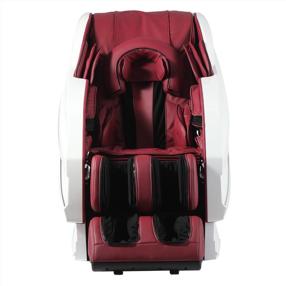 New Modern Design 3D Full Body Shaitsu Massage Chair 13