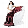 New Modern Design 3D Full Body Shaitsu Massage Chair 5