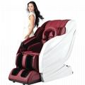 New Modern Design 3D Full Body Shaitsu Massage Chair 4