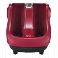 Warmer Air Compression Foot Roller Massager RT-1869 4