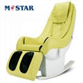 Prevailing Medical L Shape Kneading Ball Massage Chair on Sale