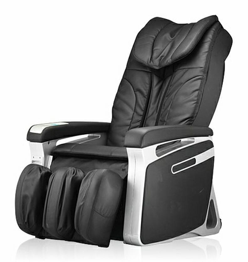 RT-M05 Money operated massage chair With Credit Card System 3