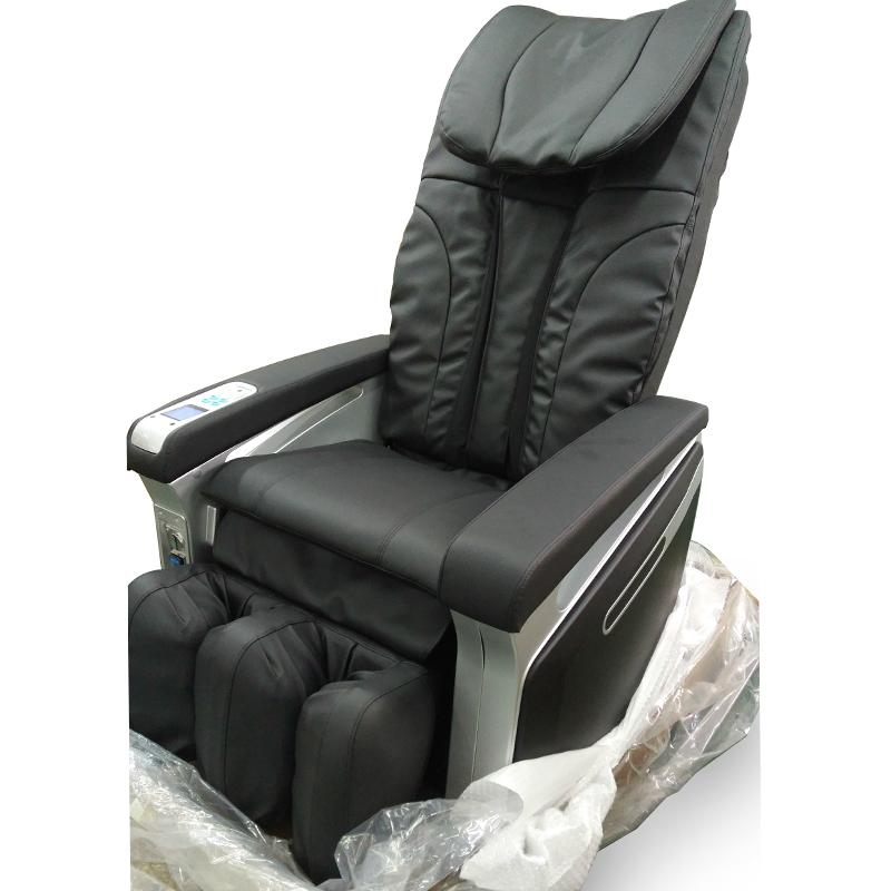 RT-M05 Money operated massage chair With Credit Card System 7
