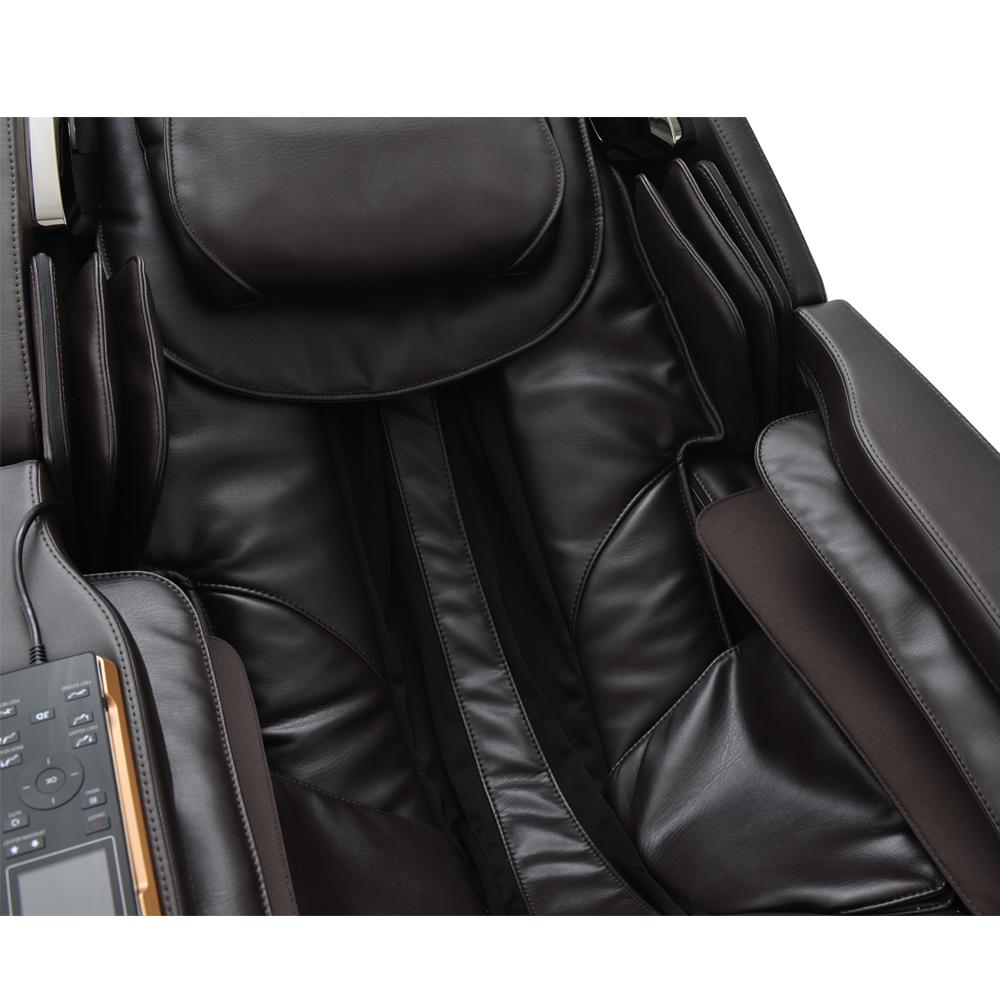Super Deluxe Full Body Relaxing Massage Chair 3D For Commercial Use  8