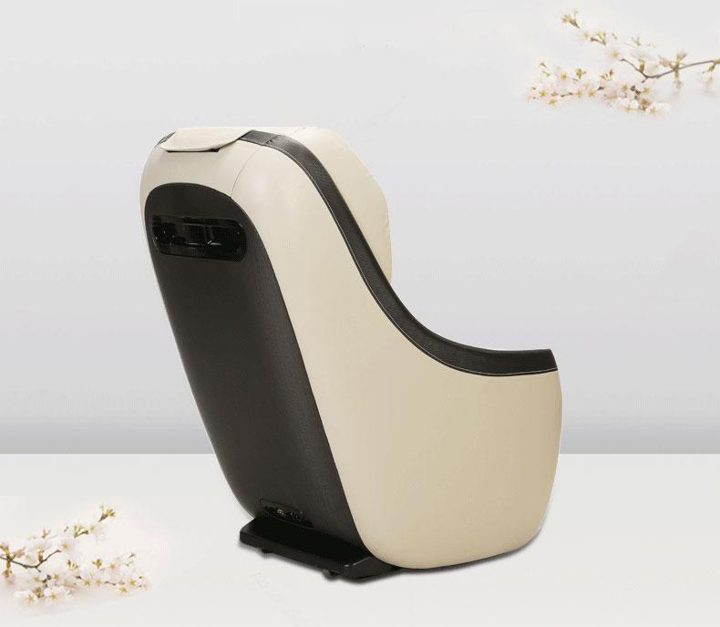 Prevailing Medical L Shape Kneading Ball Massage Chair on Sale 7