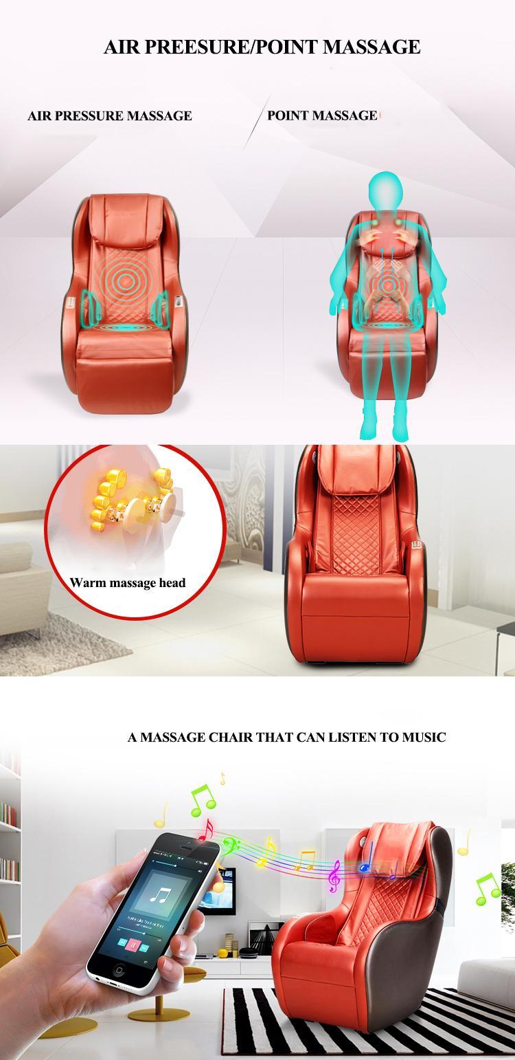 Unique design Comfortable kids massage chair price 3