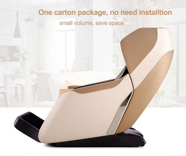 Intelligent Full Body Music Display Electric Massage Chair  9