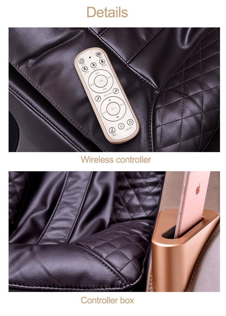 Intelligent Full Body Music Display Electric Massage Chair  14