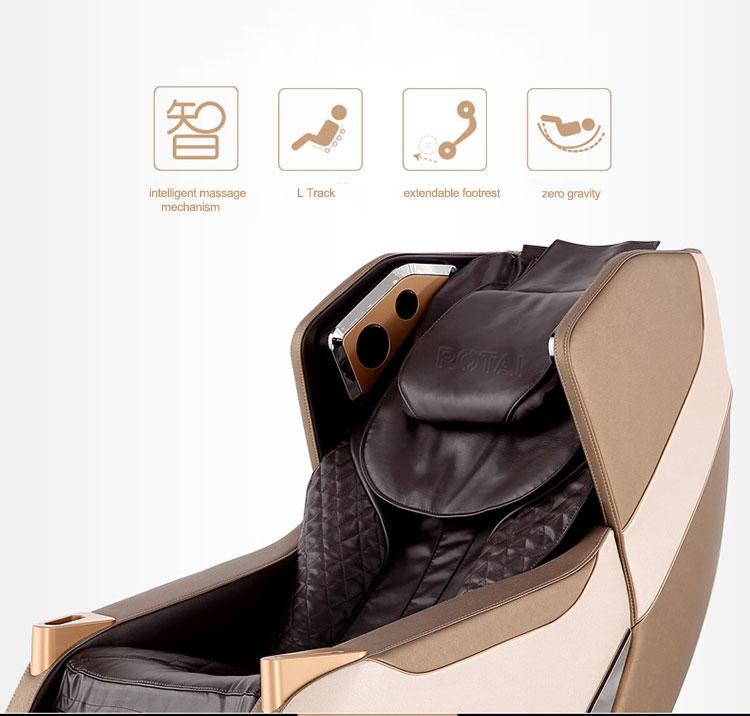 Intelligent Full Body Music Display Electric Massage Chair  15