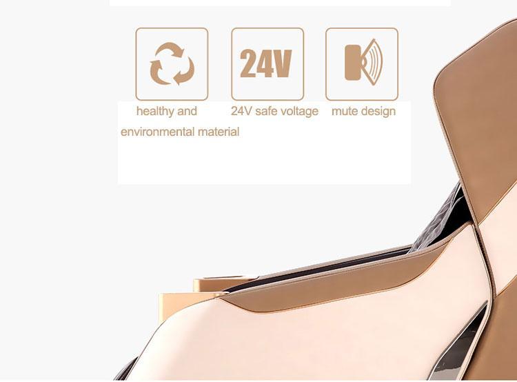 Intelligent Full Body Music Display Electric Massage Chair  18
