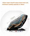 SL Shape track Wireless Music Massage Chair Full Body  12