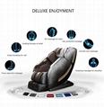 SL Shape track Wireless Music Massage Chair Full Body  14
