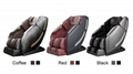 SL Shape track Wireless Music Massage Chair Full Body  16