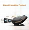 SL Shape track Wireless Music Massage Chair Full Body  18