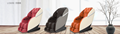 Luxury SL Track Kneading Ball Massage Chair Price  8