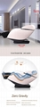 Luxury SL Track Kneading Ball Massage Chair Price  15