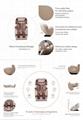 China Medical Full Body Care Massage Chair With Shiatsu