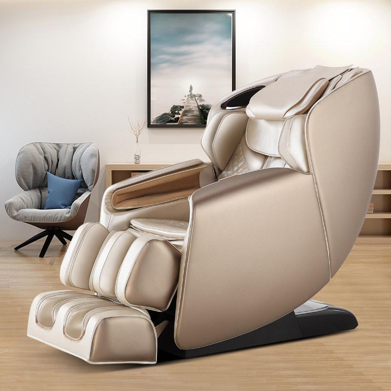 China Medical Full Body Care Massage Chair With Shiatsu 5