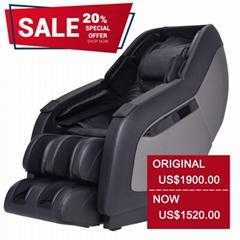 Infinity Zero Gravity L-track 3D Zero Gravity Massage Chair